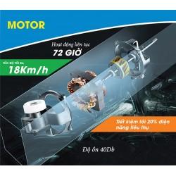 Máy chạy điện cao cấp MOFIT MCT- 5517A