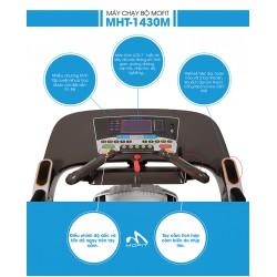 Máy chạy bộ điện cao cấp MOFIT MHT 1430M