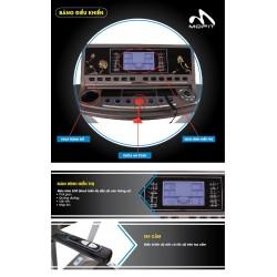 Máy chạy bộ điện cao cấp MOFIT SP640