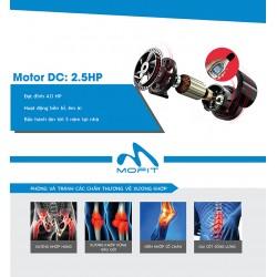 Máy chạy bộ điện cao cấp MOFIT SP625