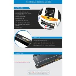 Máy chạy bộ điện cao cấp MOFIT SP630