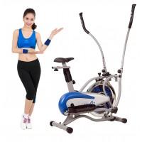 Xe đạp tập bánh đà đặc MO 2081