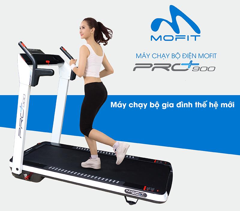 Mua máy chạy bộ điện giá bao nhiêu MOFIT MHT PRO900