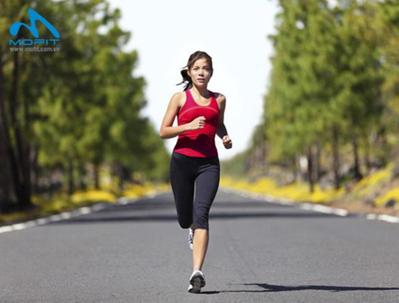 Chạy bộ 5km mỗi ngày, bạn sẽ thấy mình có sức khỏe phi thường