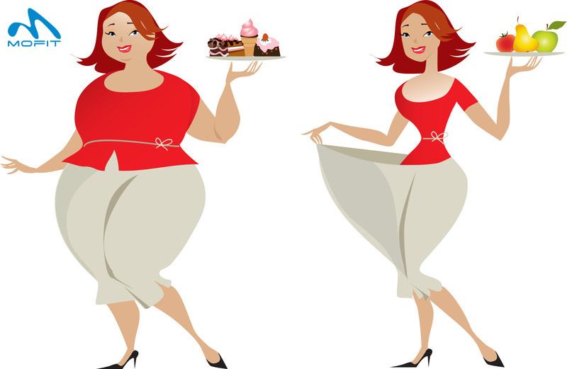 Mấy ai biết 4 cách giảm cân chất như này