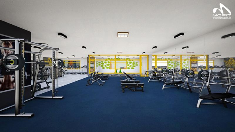 Gym MOFIT