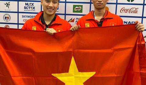 Chúc mừng bóng bàn Việt Nam khi đã đoạt huy chương vàng